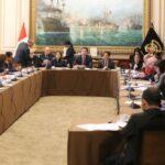 Congreso: Consejo Directivo discute tema de nuevas bancadas