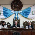 ONG advierte que acción contra Constitucional de Guatemala es golpe de Estado