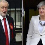 """Corbyn pide recortar el receso navideño para votar el acuerdo del """"brexit"""""""