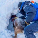 Un niño sobrevive tras una hora sepultado en una avalancha en Alpes franceses