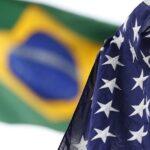 Dos de cada tres brasileños creen que Brasil no debería privilegiar a EEUU