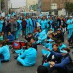 Enfermeras levantan huelga tras alcanzar acuerdo con el Ministerio de Salud