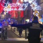Tiroteo en un mercado de Estrasburgo deja cuatro muertos y once heridos