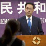 China mantendrá nuevas negociaciones comerciales con EEUU en enero