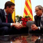 Gobierno español y ejecutivo catalán apuestan por diálogo efectivo