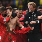 Premier League: DT del Liverpool apunta al título pero no descarta ni al Chelsea ni al Arsenal