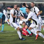 Serie A: Cristiano salva a la Juventus en empate 2 a 2 contra Atalanta