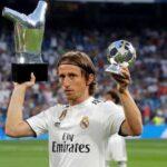 Luka Modric y los franceses, en ruta por el Balón de Oro