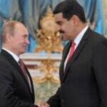 Rusia: Nicolás Maduro llega sorpresivamente para entrevistarse con Vladimir Putin (VIDEO)