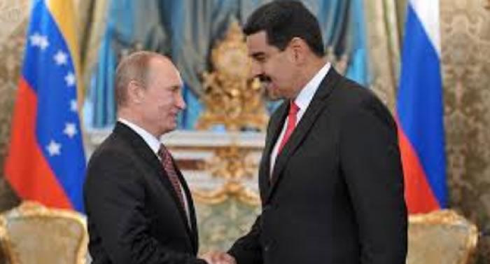 Nicolás Maduro llega a Rusia en viaje sorpresa para reunirse con Putin