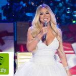 Mariah Carey logra un nuevo récord de reproducciones en Spotify esta Navidad