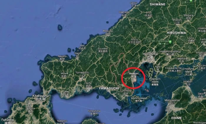 Cinco desaparecidos tras colisión de dos aviones militares de EEUU sobre Japón