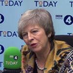 Reino Unido: Por primera vez Theresa May admite posibilidad de que «no haya Brexit» (VIDEO)