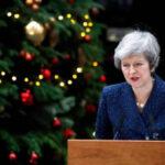 Reino Unido: Theresa May afronta una moción de confianza en Parlamentopor gestión del Brexit (VIDEO)