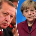 Angela Merkel pidió a Turquía mantener lucha contra el Estado Islámico bajo guía de la ONU