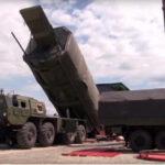 Rusia: Putin presidió lanzamiento de nuevo y poderoso misil hipersónico ruso Avangard (AVANCE)