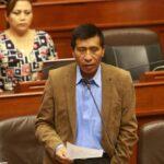 Pleno del Congreso acordó suspender 120 días a Mamani (VIDEO)