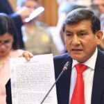 Alan García: Ministro del Interior reitera que no hubo 'chuponeo'