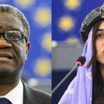 Mukwege y Murad recogen hoy Nobel de la Paz por lucha contra violencia sexual