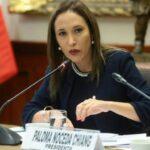 Congreso: Ética resolverá denuncia de Paloma Noceda a más tardar en nueve días