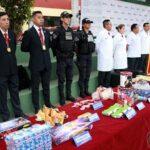 Año Nuevo: Más de 59, 000 policías resguardarán el orden en fiestas