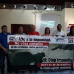 Cumbre G-20: FIP y FEPALC condenan ataques a periodistas