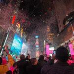EEUU: Nueva York hace trizas malos recuerdos del 2018 y recoge los buenos deseos