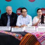 Nuevo Perú pide renovar partidos y revisar inmunidad congresal