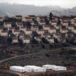 UE critica la construcción de 2.000 viviendas en Cisjordania ocupada