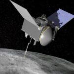 Nave OSIRIS-REx de la NASA descubre agua en el asteroide Bennu