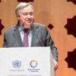 Más de 150 países aprueban el pacto migratorio  de la ONU