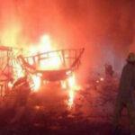 México: Explosión en taller pirotécnico dejó 5 muertos y decenas de heridos (VIDEO)