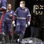 Brasil: Pistolerodesata pánico en catedral, mata a 5 fieles, hiere a otros 4 y se suicida ante el altar (VIDEO)