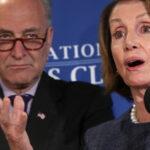 """Líderes demócratas del Congreso denuncian que Trump está """"sumergiendo al país en el caos""""(VIDEO)"""