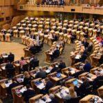 """El Parlamento escocés debate y vota mañana el acuerdo del """"brexit"""""""