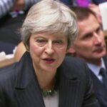 """May anuncia que el acuerdo del """"brexit"""" se votará la semana del 14 de enero"""