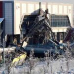 Turquía: Tren bala choca locomotora estacionada, al menos 9 muertos y 47 heridos (VIDEO)