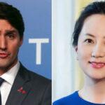 """Canadá: Trudeau niega """"intervención política"""" en arresto deMeng Wanzhou directora de Huawei"""