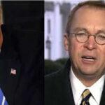 EEUU: Tras dos rechazos Trump anuncia por fin a su nuevo jefe de gabinete:Mick Mulvaney