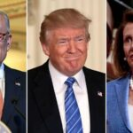 Trump amenaza con cerrar el gobierno si no logra fondos para muro con México