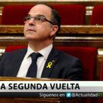 España: Jordi Turull primer preso catalánen huelga de hambre trasladado a la enfermería