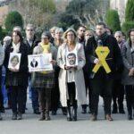 Presos catalanes independentistas terminan la huelga de hambre