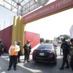 Fiscalía interviene local de oficinas de la Federación Peruana de Fútbol (VIDEOS)