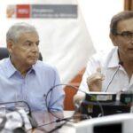 Martín Vizcarra: César Villanueva continuará presidiendo la PCM