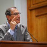 Aprobación del presidente Martín Vizcarra se ubica en 63 %