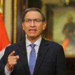 Vizcarra: Comisión de alto de nivel impulsará reforma política