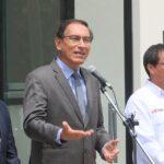 Vizcarra pide dejar 'malas prácticas' que contribuyen al cambio climático