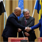ONU anuncia que los beligerantes en Yemen acuerdan un alto el fuego en Hodeida (VIDEO)