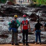 El número de muertos tras rotura de presa en Brasil llega a 34