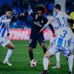 Copa del Rey: Real Madrid cae 1-0 con Leganés pero clasifica a cuartos de final